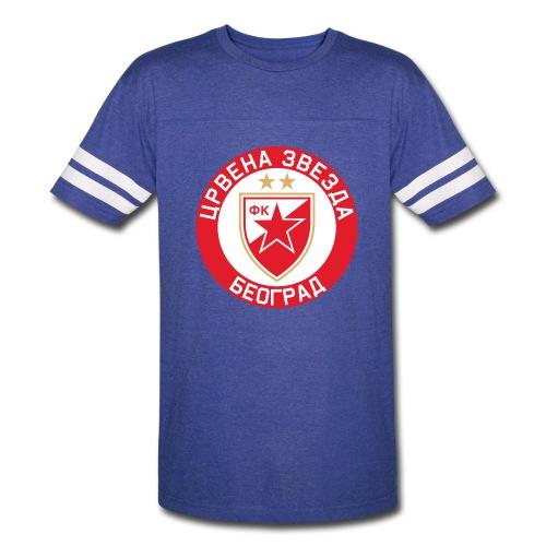 Crvena Zvezda - Vintage Sport T-Shirt