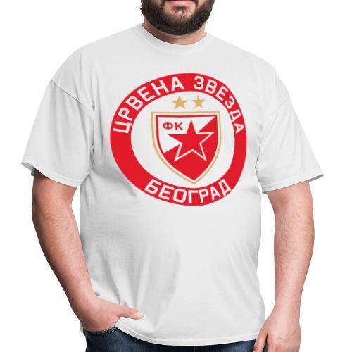 Crvena Zvezda - Men's T-Shirt