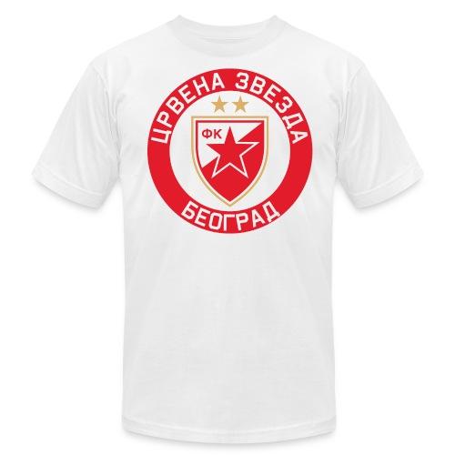 Crvena Zvezda - Men's Fine Jersey T-Shirt