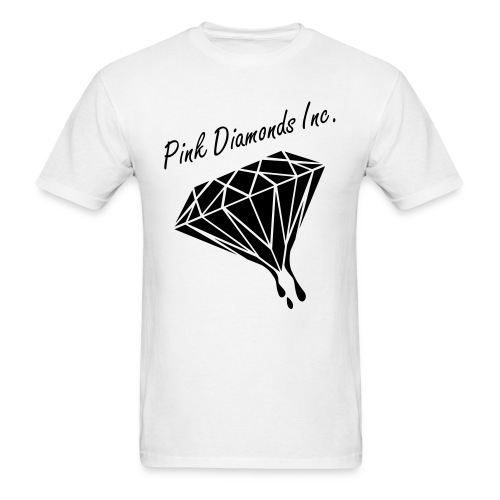 Diamonds T-Shirt - Men's T-Shirt