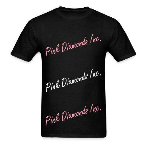Diamond Words T-Shirt - Men's T-Shirt