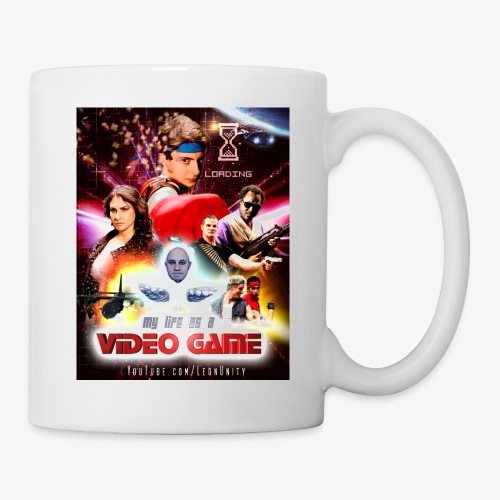 Mug - My Life as a Video Game - Coffee/Tea Mug