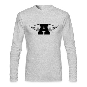 Flying A Long-Sleeve T-Shirt - Men's Long Sleeve T-Shirt by Next Level