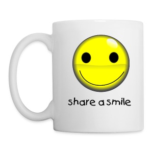 Smiley cup - Coffee/Tea Mug