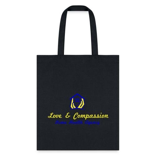 Love & Compassion Tote - Tote Bag