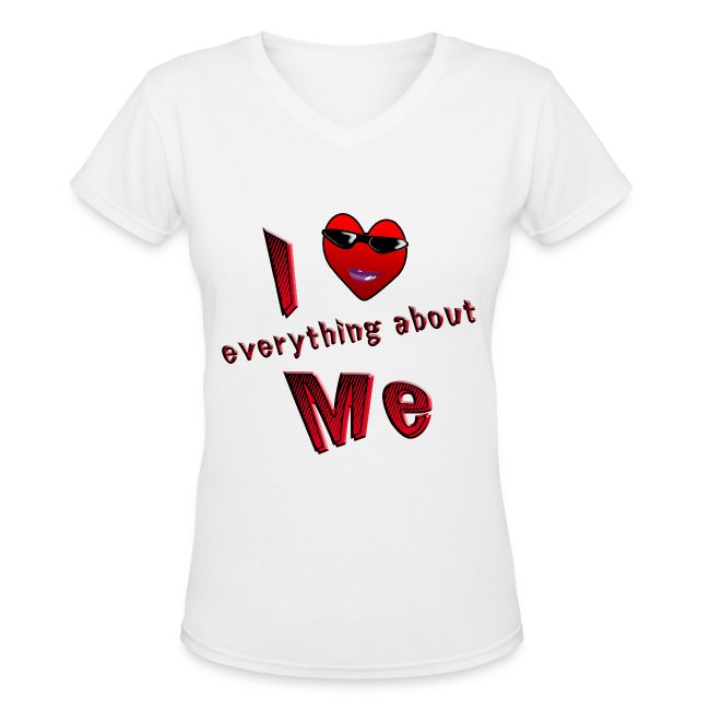 I Love Everything About Me. TM