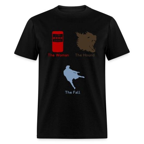 Sherlock Series Two - Men's T-Shirt