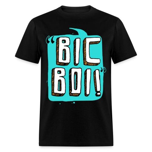Bic Boi Shirt - Men's T-Shirt