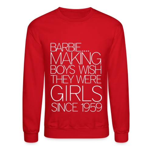 Barbie Influence Crewneck - Crewneck Sweatshirt