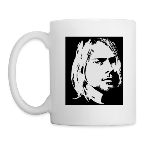 Kurt Cobain Coffee Cup - Coffee/Tea Mug