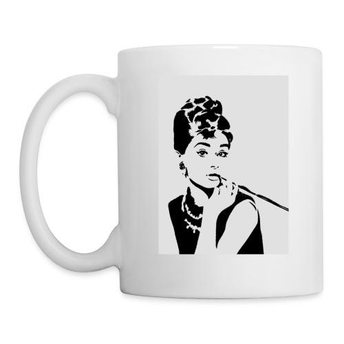 Audrey Hepburn Coffee cup - Coffee/Tea Mug