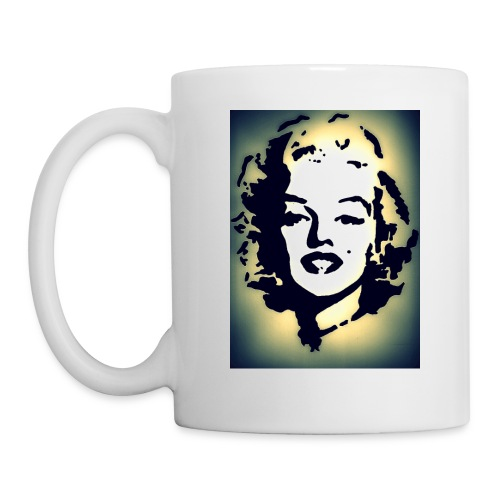Vintage inspired Marilyn Monroe Coffee Mug - Coffee/Tea Mug