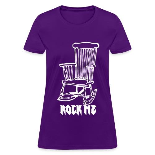 Rock Me [2] Women's T-shirt - Women's T-Shirt