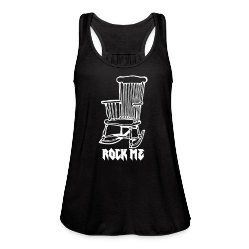 Rock Me [2] Women's Flowy Tank - Women's Flowy Tank Top by Bella