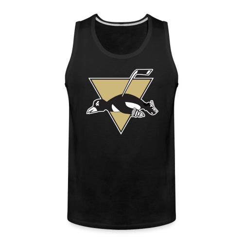 I Hate the Penguins Men's Tank - Men's Premium Tank