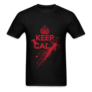 Keep Bloody Calm! - Men's T-Shirt