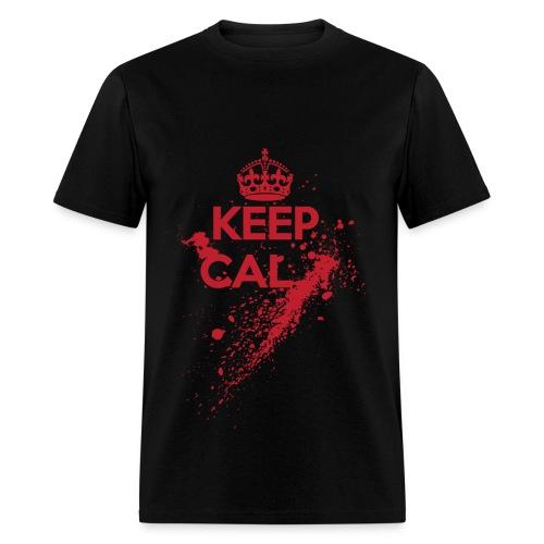 Keep Bloody Calm! - Men's T-Shirt