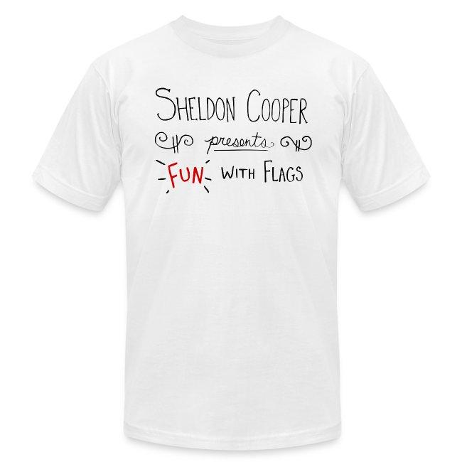 772f69707 Americana Monkey | Sheldon Cooper presents Fun With Flags - Mens ...