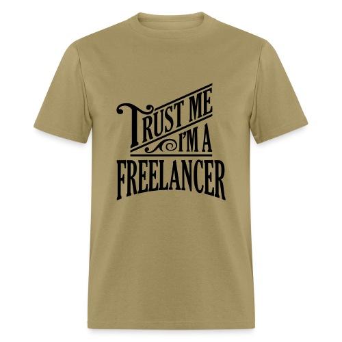 Freelancer for Hire - Men's T-Shirt
