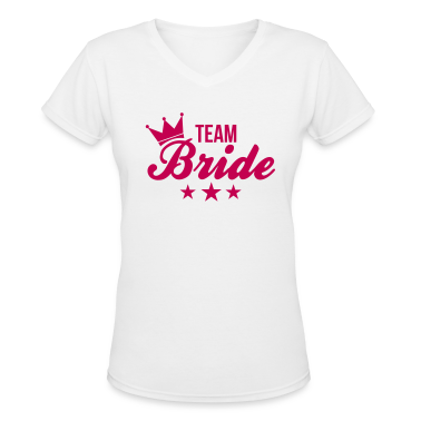 Bachelorette - Team Bride Women's T-Shirts