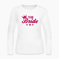 Bachelorette - Team Bride Long Sleeve Shirts