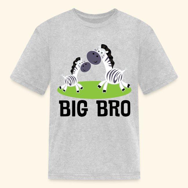 d29fe177c Homewise Shopper | Big Bro Shirt Boys Brother Announcement - Kids T ...