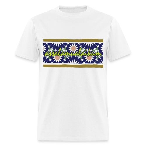 As Salaamu Alaikum - Men's T-Shirt