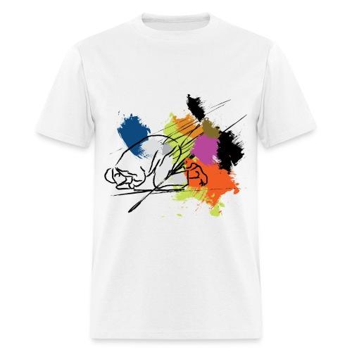 Prayer II - Men's T-Shirt