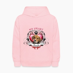 My Heart Belongs to a Beagle Sweatshirts