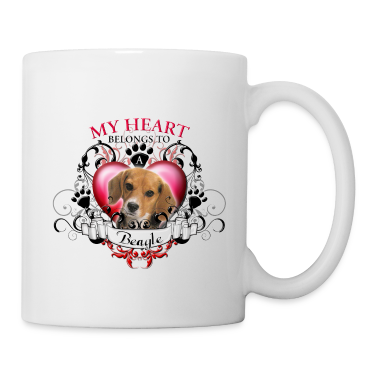 My Heart Belongs to a Beagle Accessories