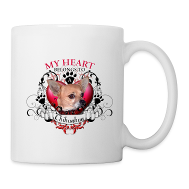My Heart Belongs to a Chihuahua Accessories
