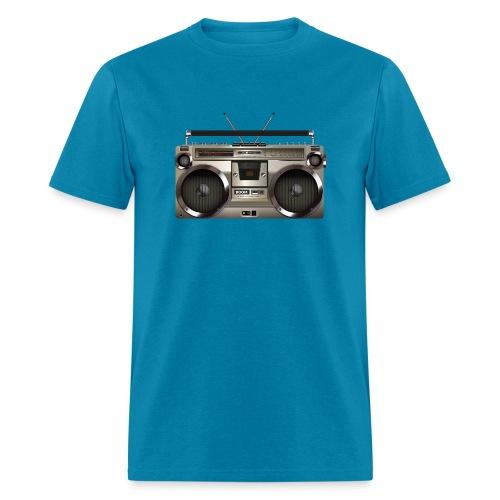 Boom Box Tee - Men's T-Shirt