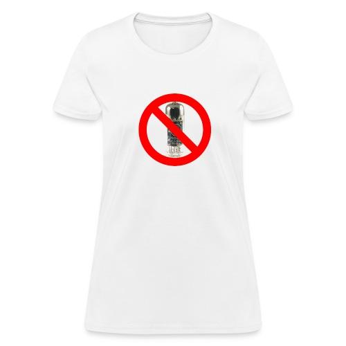I'm not a tone purist - Women's T-Shirt