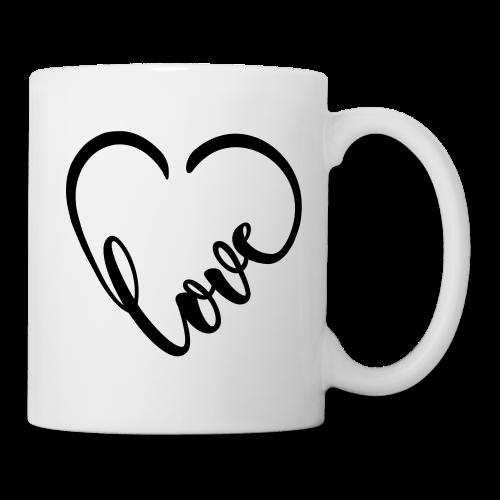 love coffee mug  - Coffee/Tea Mug