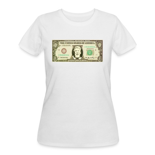 ZERO DOLLAR BILL - Women's 50/50 T-Shirt