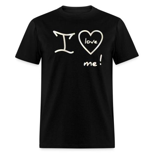 WHT I LOVE ME - Men's T-Shirt