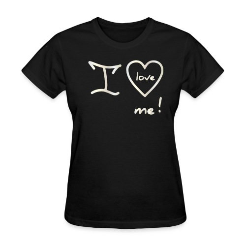 WHT I LOVE ME - Women's T-Shirt