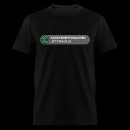 T-Shirts ~ Men's T-Shirt ~ Left the house