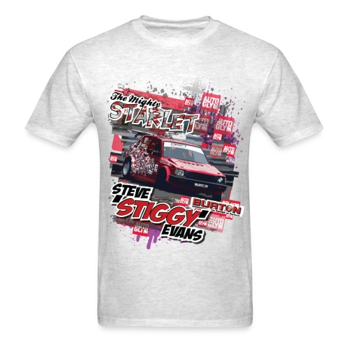 The mighty Starlet - Men's T-Shirt