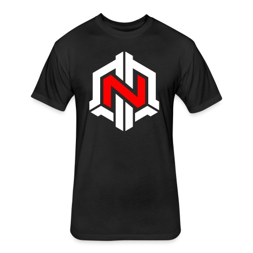 Apok -  Fitted Cotton/Poly T-Shirt by Next Level - Fitted Cotton/Poly T-Shirt by Next Level