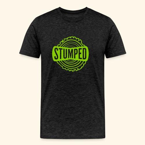 Stumped Shirt - Men's Premium T-Shirt