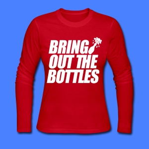 Bring Out The Bottles Long Sleeve Shirts - Women's Long Sleeve Jersey T-Shirt
