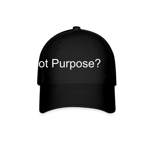 Got Purpose? hat - Baseball Cap