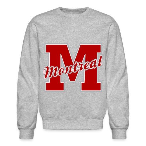 Montreal - Crewneck Sweatshirt
