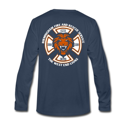 One Five Long Sleeve Tshirt - Men's Premium Long Sleeve T-Shirt