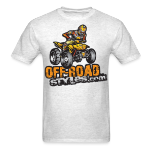Off-Road Styles ATV Promo Shirt - Men's T-Shirt