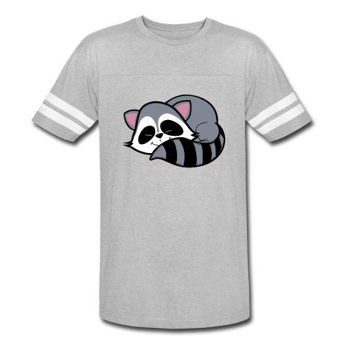 Raccoon - Vintage Sport T-Shirt