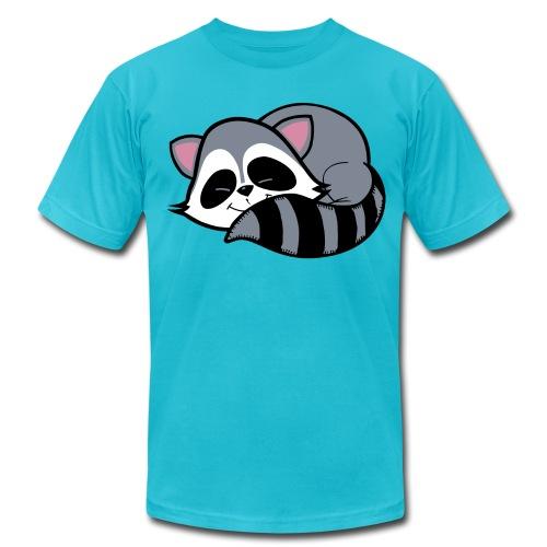 Raccoon - Men's Fine Jersey T-Shirt