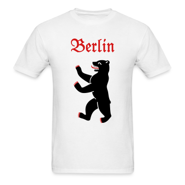 Berlin Bear T-Shirts