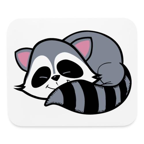 Raccoon - Mouse pad Horizontal